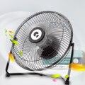 Digoo DF-101 10 дюймовые настольные вентиляторы электрические металлические вращающиеся вентиляторы охлаждения + USB аккумуляторная батарея 18650 д...