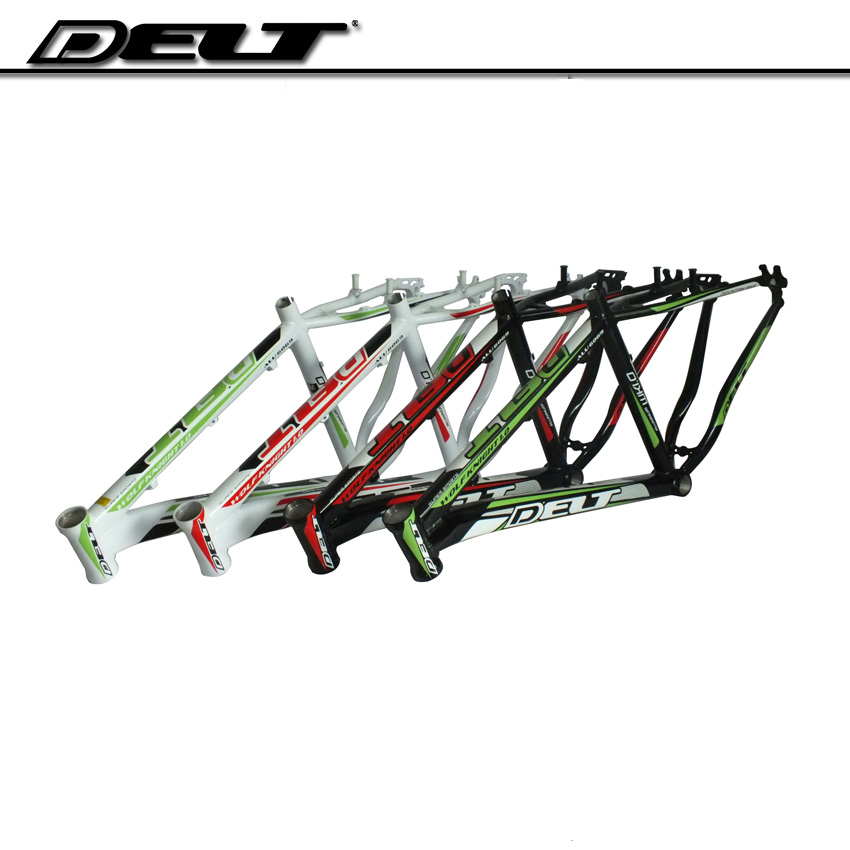 MTB Mountain Cycling bicycle Bike frame 26*17-inch light alloy FOR Disc brakes 17 inch mtb bike raw frame 26 aluminium alloy mountain bike frame bike suspension frame bicycle frame