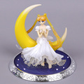 Sailor Moon Tsukino Усаги Figuarts Zero Принцесса Серенити ПВХ Рис Коллекционная Модель Игрушки
