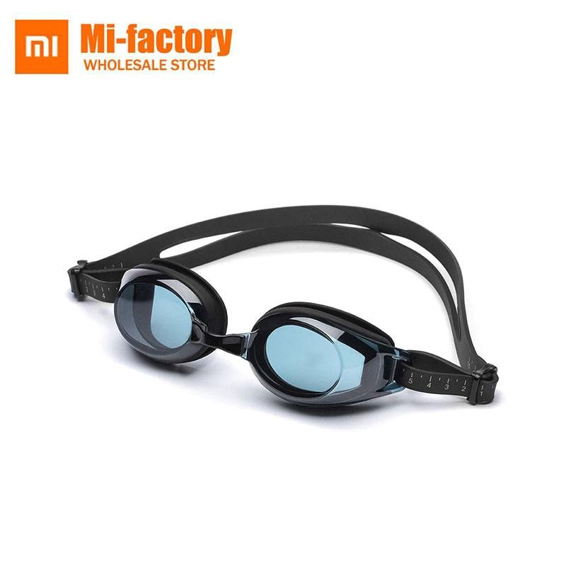 Original xiaomi TS Natación gafas Natación Gafas HD anti-niebla 3 ...