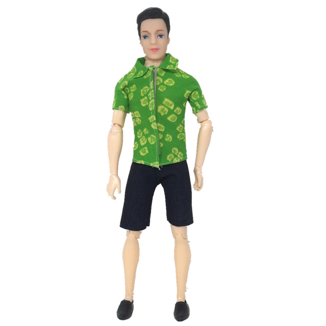 fa576a46a73881 NK NEUESTE Prince Ken Puppe Kleidung Mode Anzug Kühlen Outfit Für Barbie  Boy KEN Puppe Beste