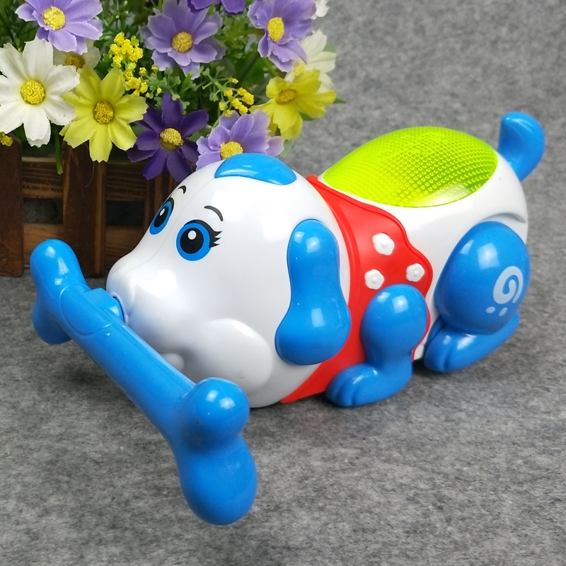 Dance Robot Dog Electronic Walking Toys With Music Light Christmas New Year Gift For Kids Astronaut Toy to Child