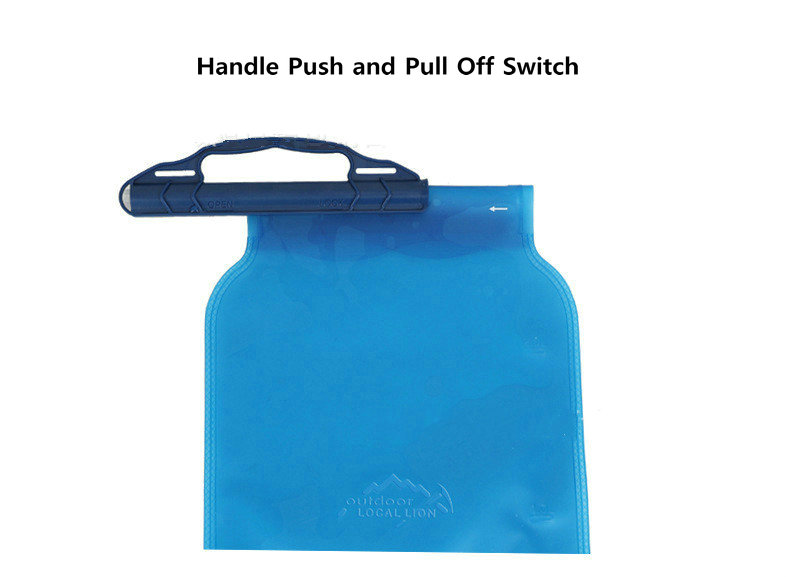 OUTDOOR LOCAL LION 1L-2L EVA Water Bag Hydration Bicycle Camping Hiking Climbing Outdoor Sport Water Bag (18)