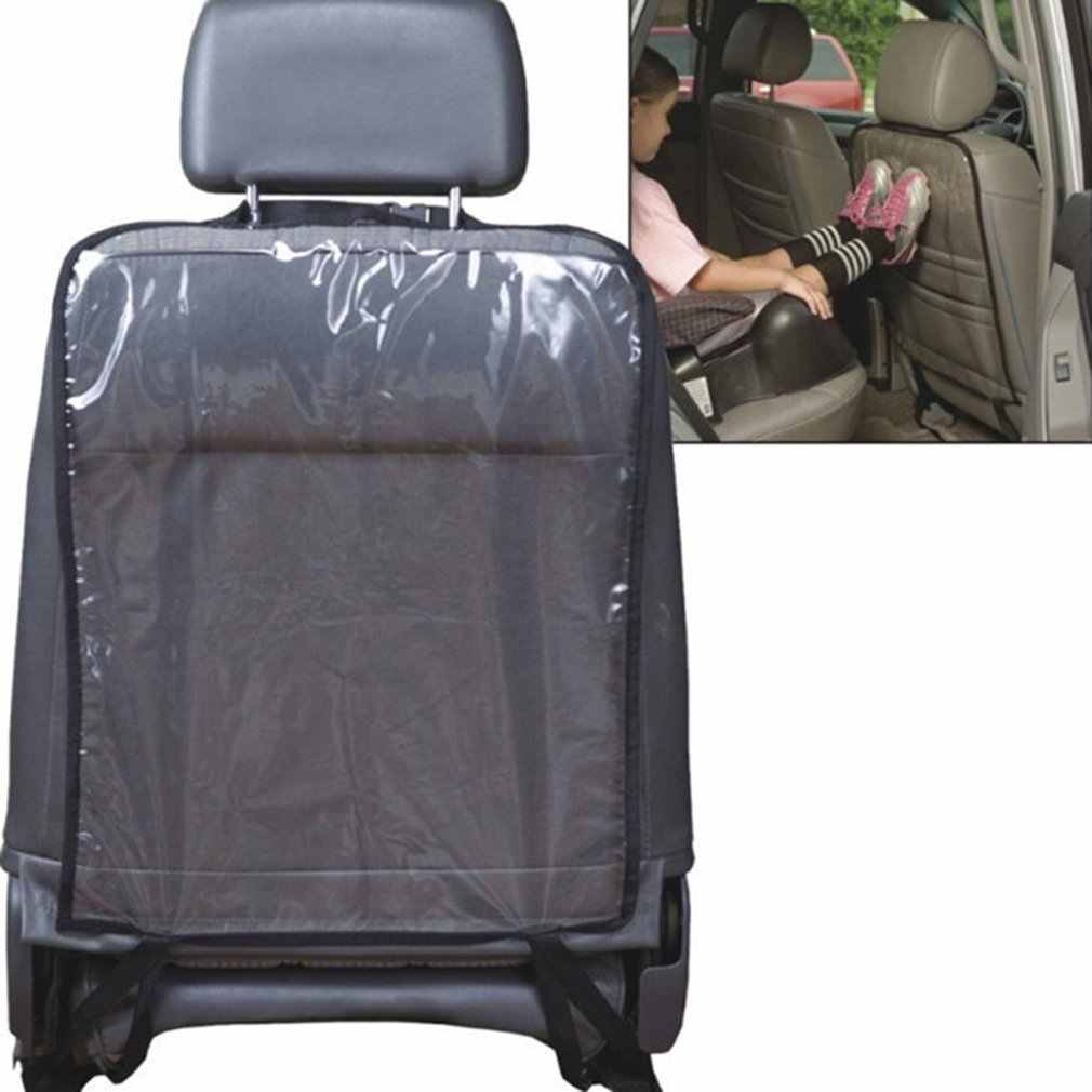 Back Protective Cover for Children's Car Seat Back Protective Mat for Babies Anti-kick Anti-wear and Anti-tread Dirty Mat