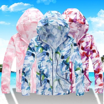 цены b 2019 new Summer women Quick Dry Skin Sun Protection Clothing Couple Coat Fashion Windbreaker Waterproof Men Women Jacket
