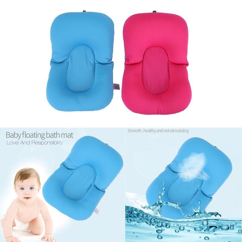 Baby bath tub Newborn Baby Foldable Baby bath tub pad & chair ...