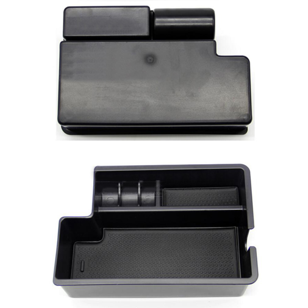 Aliexpress.com : Buy New Inner Control Armrest Storage Secondary Glove Box  Organized Container For Mitsubishi OUTLANDER SPORT RVR ASX 10 15 Black from  ...