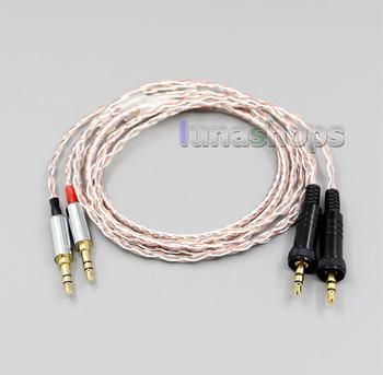 Hi-res Silver + OCC Alloy AFT Earphone Headphone Cable For sony PHA-3 MDR-Z7 MDR-Z1R MUC-B20SB1 B30UM1 LN006392