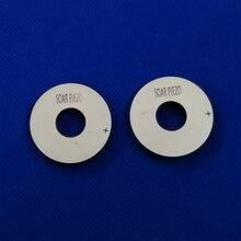 Пьезоэлектрическое кольцо 38*13*6,4-PZT4 пьезо керамический болт-зажатый ультразвуковой чистящий датчик биодизеля смешивающий ультразвуковой датчик