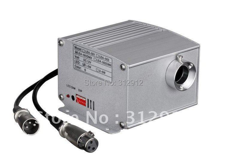Lea 501dmx; 5 Вт светодиодные двигатель с пульта дистанционного управления, с функцией DMX