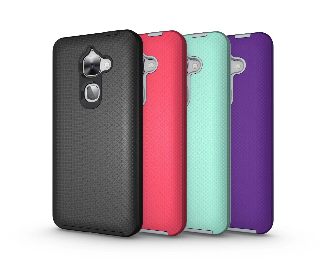 For LeEco Le2 Le 2Pro Case Luxury Hard PC+TPU Armor Protective back cover case for letv le 2 pro X620 Full cover phone shell (China)