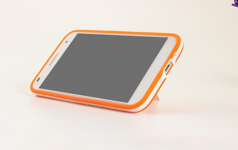 Ultratunn PC-ram Huawei G7 C199 Blyertsfodral TPU-fodral för Huawei - Reservdelar och tillbehör för mobiltelefoner - Foto 2