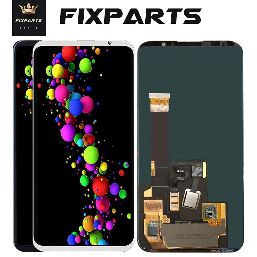 Original New Meizu 16 Plus LCD meizu 16th LCD Display Replacement Touch Screen Digitizer Black White Meizu 16X LCD Meizu 16S Pro