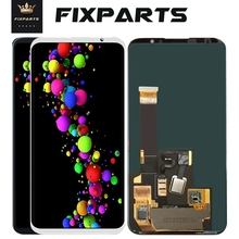 Original New Meizu 16 Plus LCD meizu 16th LCD Display Replacement Touch Screen Digitizer Black White Meizu 16X LCD Free Shipping test ok original lcd display touch screen digitizer assembly for meizu 2 mx2 mx 2 m040 black white free shipping tracking code