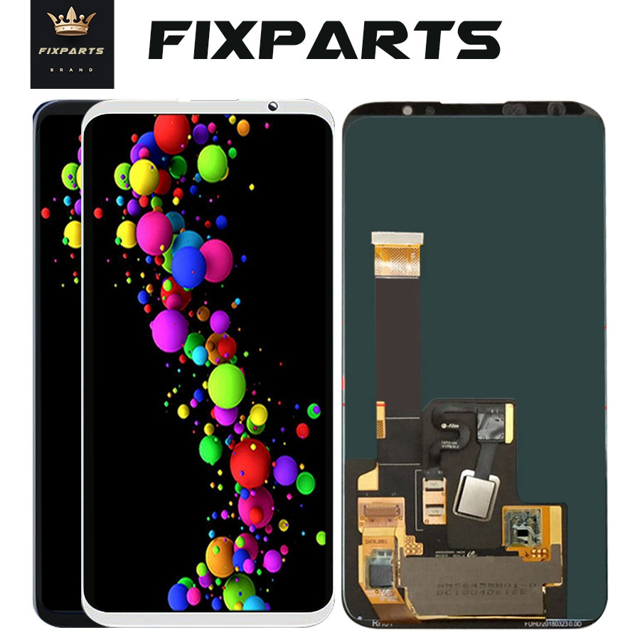 Original New <font><b>Meizu</b></font> 16 Plus LCD <font><b>meizu</b></font> 16th LCD <font><b>Display</b></font> Replacement Touch Screen Digitizer Black White <font><b>Meizu</b></font> <font><b>16X</b></font> LCD <font><b>Meizu</b></font> 16S Pro image