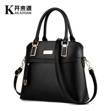 Female package 2019 female sweet lady fashion embossed new bag worn one shoulder