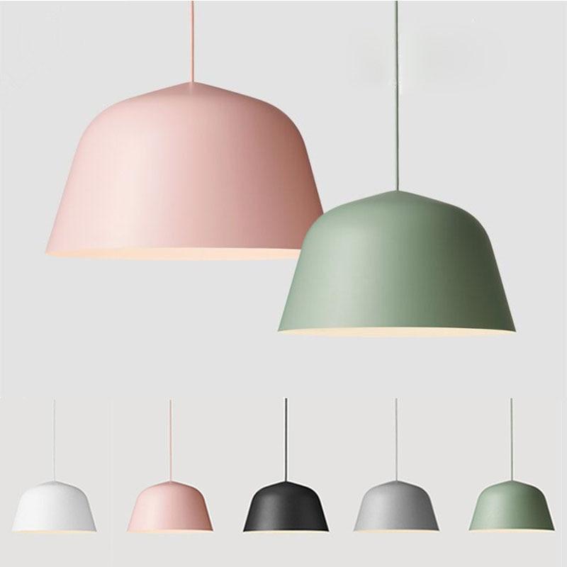 aliexpress : buy scandinavian light muuto ambit pendant light