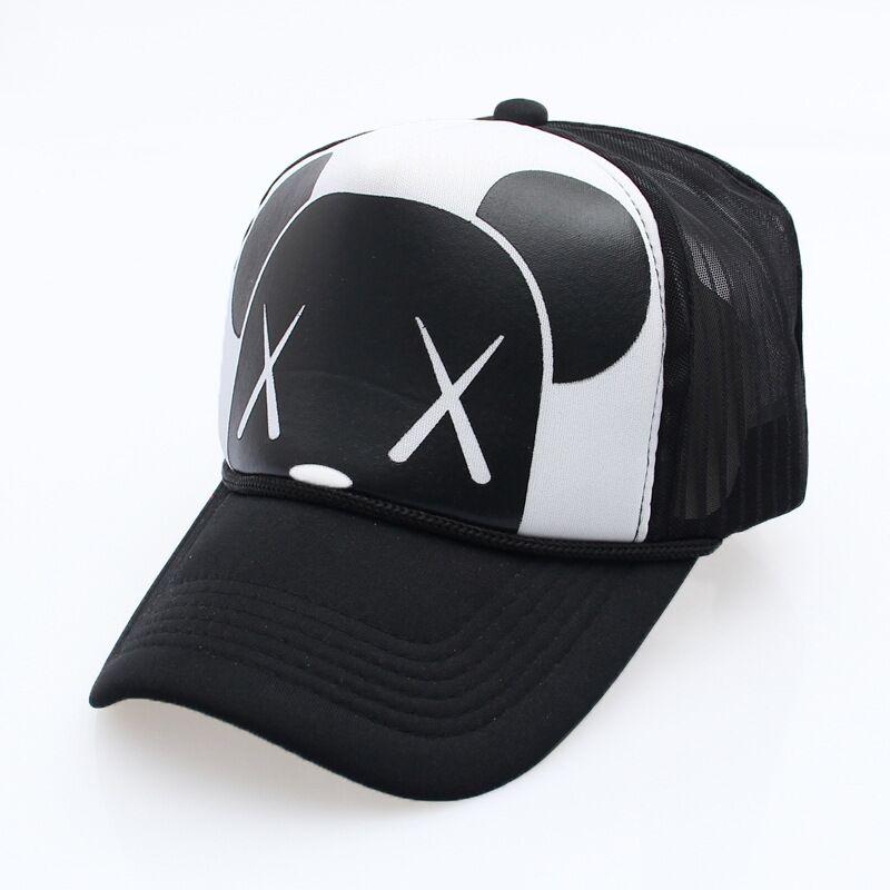 black trucker hat QQ20170809210206