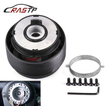 RASTP-1 Set Steering Wheel Hub Boss Adapter Kit for Volkswagen Old Santana VW-4 RS-QR021