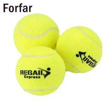 Теннисный мяч для тренировок на открытом воздухе спортивные упражнения для взрослых обучение Универсальный
