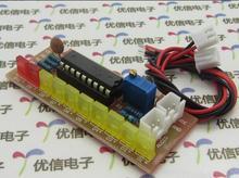 2016 New LM3915 Audio Level Indicator Module Electronic Production Suite Kit