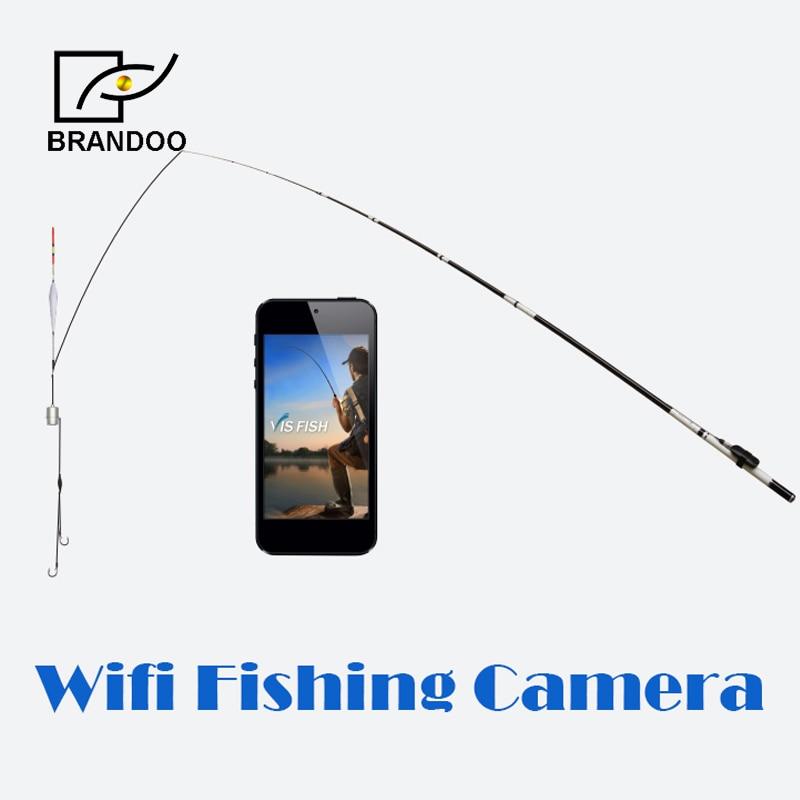 Fishing Camera Underwater WIFI Deeper Wireless Smart Fish Camera