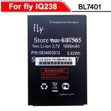 Летать IQ238 Батарея BL7401 1600 мАч новый аккумулятор высокого качества