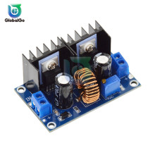 XL4016 PWM Adjustable 4-36V to1.25-36V DC-DC Buck Converter  Step-Down Board Module 200W Power Supply Transformer