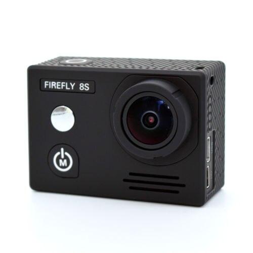 Caméra d'action Hawkeye luciole 8 S 4 K Bluetooth WiFi FPV HD caméra de Sport pour hélicoptère modèle Fpv RC