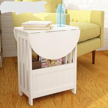 Cafe Plegable Café Escritorio Blanco Nuevo Muebles Madera Mesas Mesa De Auxiliar Centro Salontafel Color w08nOkPX