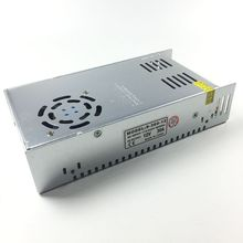 Светодиодный Мощность питания 12V 30A 360W Светодиодный светильник ing трансформатор для Светодиодный пиксельный модульный WS2811 WS2801 Светодиодные ленты светильник