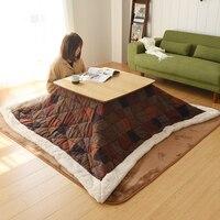 (2pcs/set) Modern Japanese Kotatsu Comforter Set Futonu0026Carpet Square  180x180cm Rectangle 180x230cm Modern