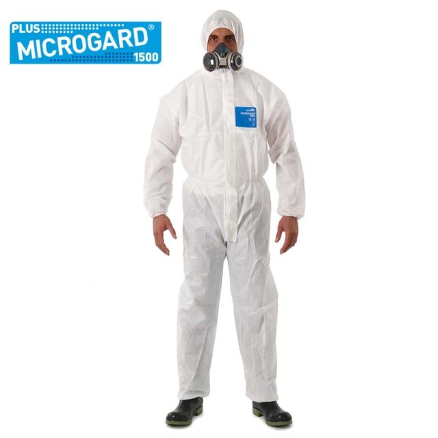 5c260b3da18 Disposable Chemical resistant overalls