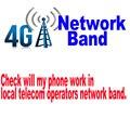 Banda de la red de conocimientos Como para confirmar si su red local banda soporte del teléfono