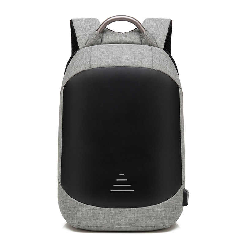 2018 hombres multifunción Anti robo 15,6 mochilas para ordenador portátil impermeable carga USB mujeres de alta capacidad ocio mochila de viaje