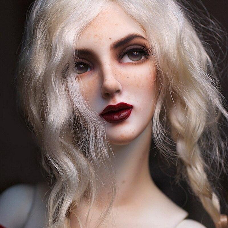 Dollshe ofício DS Ausley Amor 26F Clássico macio boneca sd bjd 1/3 modelo meninos oueneifs brinquedo de Alta Qualidade do corpo Fashioh loja