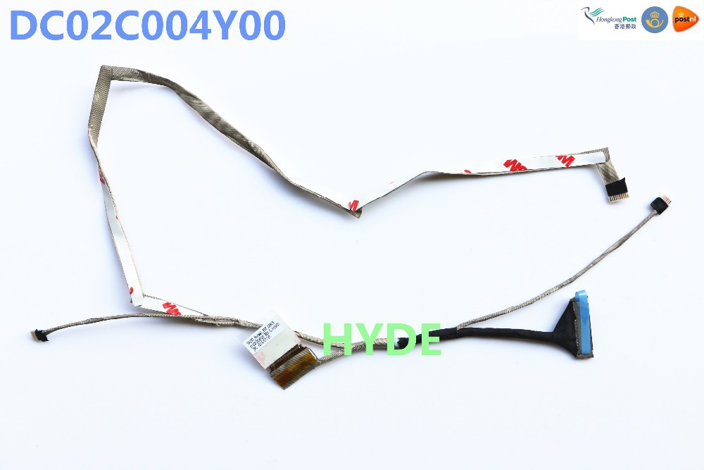NEW VAZ50 DC02C004Y00 CN-0JTJY5 EDP LVDS CABLE FOR DELL Latitude E7240 LCD LVDS CABLE new emay gaahoo laptop parts for dell latitude e7470 battery cable dpn cn 049w6g 49w6g