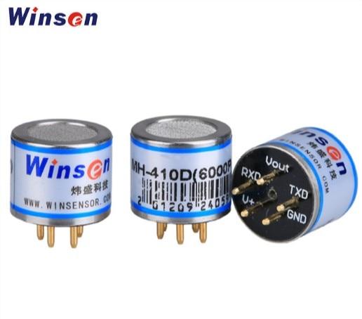 Infrared Methane Sensor CH4 Sensor NDIR Gas Sensor MH 440D-in Sensors from Electronic Components & Supplies    1