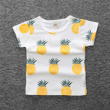 Kids Baby Boys Girls Clothes T Shirts