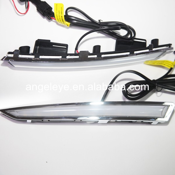 For FORD 2013-2014 Year KUGA Escape LED Strip DRL Daytime Running Light for kuga led strip daytime running light 2013 2014 year v1