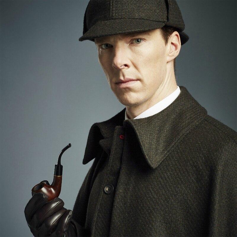 Holmes la Pipe Pipe pour fumer de mauvaises herbes
