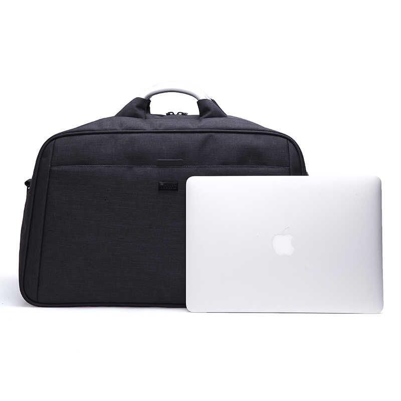TINYAT Мужская большая сумка для путешествий, сверхразмерная нейлоновая спортивная сумка, сумка для путешествий, женская сумка на плечо, сумка для багажа, сумка для путешествий, 40L T305
