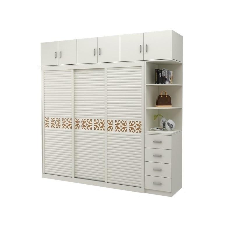 Armoire Vetement Lemari Rangement Home Garderobe Meuble De Maison Giyim Roupa Closet Cabinet Bedroom Furniture Wardrobe