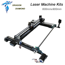 CO2 Laser Engraving Machine 900mm*600mm Single Head Cutting Spare Parts