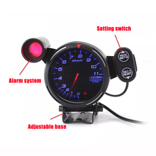 RPM Tachometer FOR PC GAME Assetto Corsa ProjectCars 2 Codemasters LFS EuroTruck Simulated racing game meter codemasters formula 1 2013