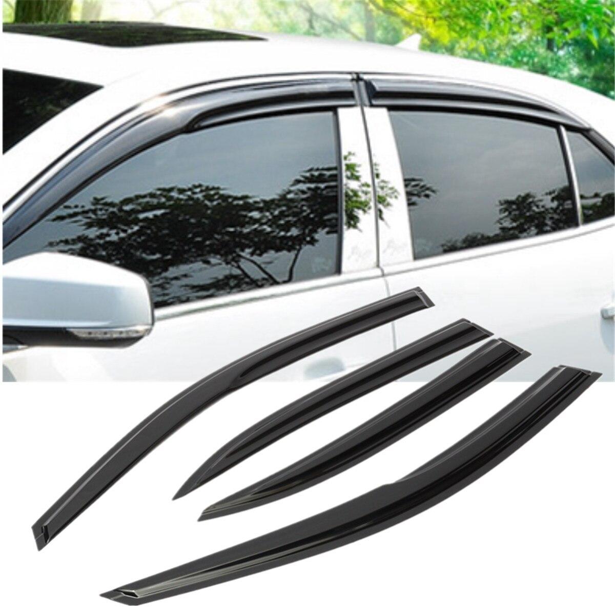 For Chevy Malibu 2008 2012 Car Window Deflector Sun Visor