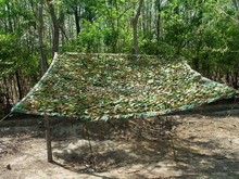 2x3m Holiday Decoration Woodland tent Camo Net popular chasse Camping Photographie jungle bionic Camouflage Car Drop Cloths