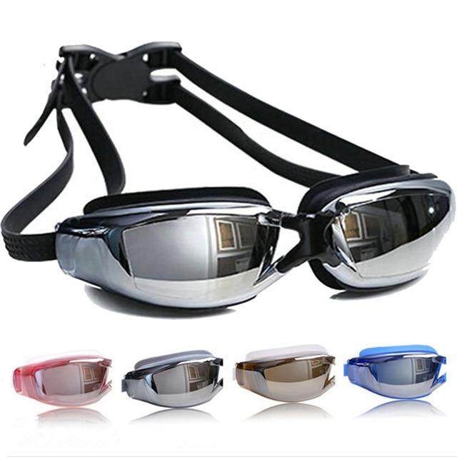 Elite Professional HD Anti-Fog Swim Goggles
