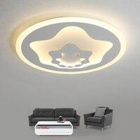 Светодиодный Современный Акрил сплав круглый светодиодный светильник светодиодный свет потолочных светильников светодиодный потолочный