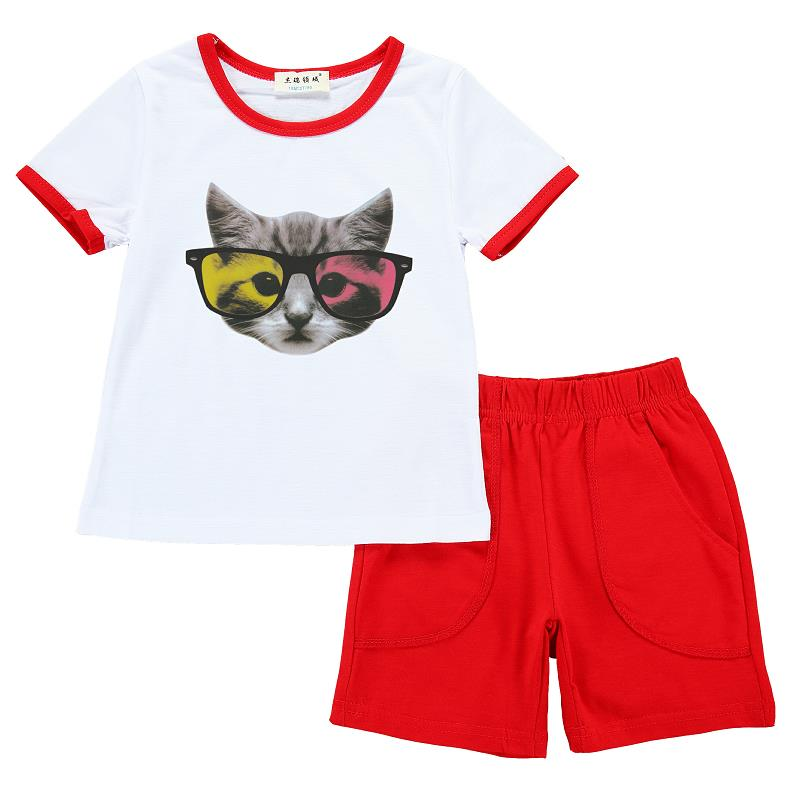 Women Clothes Toddler Kids's set Cartoon Play Swimsuit Brief Sleeve Two-Piece Summer season Kids Set Little one Child Boys Clothes Clothes Units, Low-cost Clothes Units, Women Clothes Toddler Kids's...